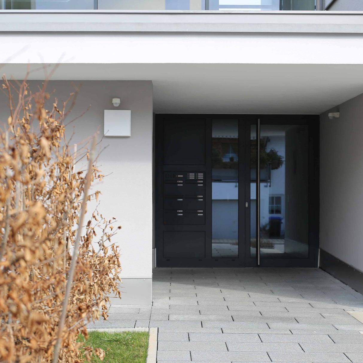 <nobr>Mehrfamilienhäuser,</nobr> Kempten