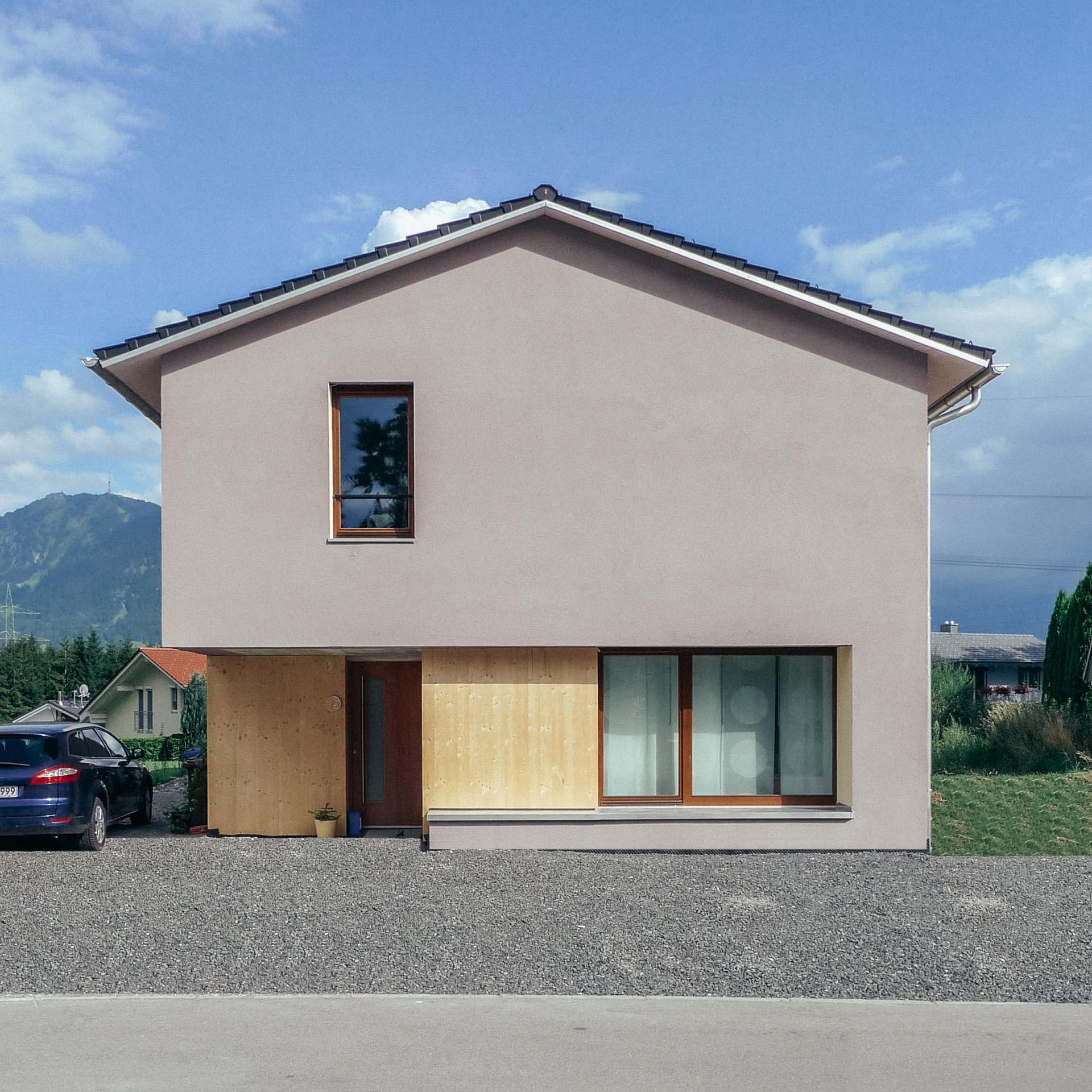 Einfamilienhaus, Rauenzell