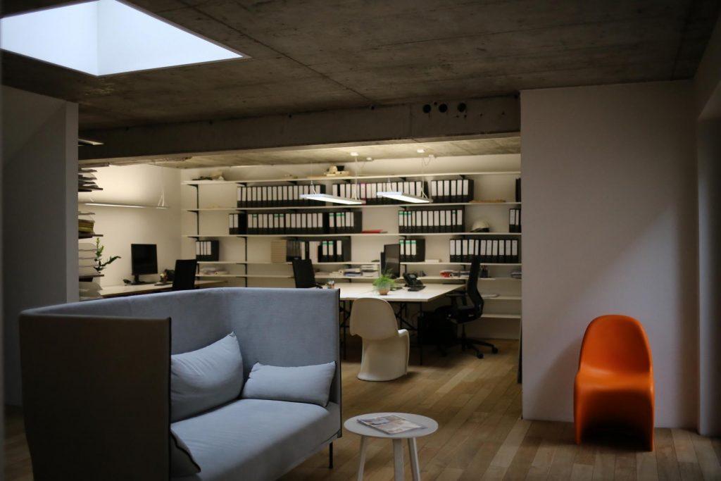 Hier arbeiten Sie als Bautechniker/in im Architekturbüro Ostendorf